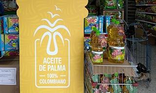 Fedepalma se la juega con campaña de promoción al consumo de aceite de palma colombiano